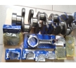 Вал коленчатый D4CB для Hyundai Starex, Porter-2 и Kia Sorento