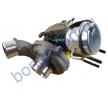 Восстановленный турбокомпрессор BorgWarner для Kia Sorento