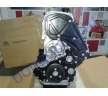 Вид спереди двигатель D4CB 126 л/с